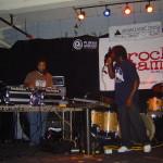 IsWhat?! performance (Burlington 2007)