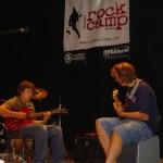 Jon Finn guitar lesson (Lebanon NH 2007)