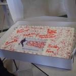 Rock Camp cake