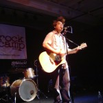 Will Bradford performance (Burlington 2008)