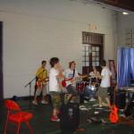 auditorium metal