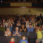 concert audience (Morrisville 2006)