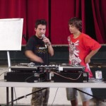 the lab DJ workshop (Burlington 2008)