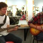 Funk-Fusion rehearsal circa 2012