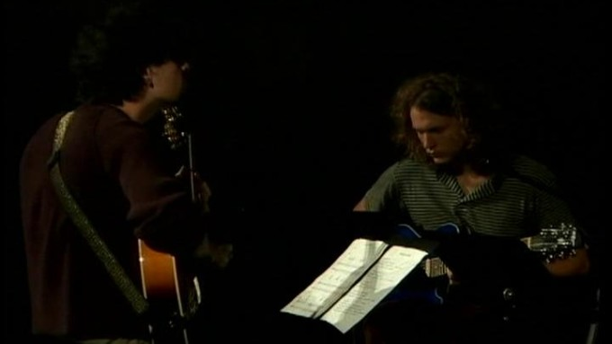 Greg Matses & Andrew Morris - Dibden Center (2008)