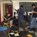 dressing room rehearsal (Burlington 2004)