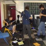 dressing room rehearsal (Burlington 2004)