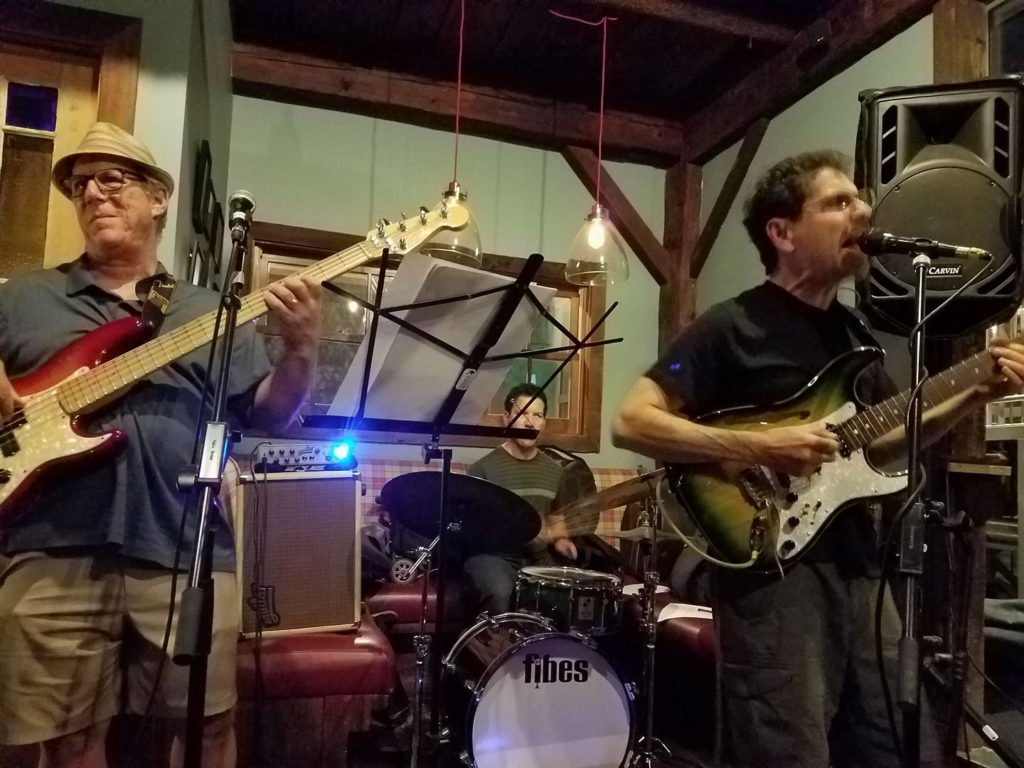 Shed Band Reunion 2017, Stowe VT
